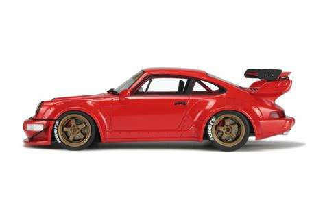 porsche model car 1 18 porsche 911 964 wide body rauh welt begriff rwb akira