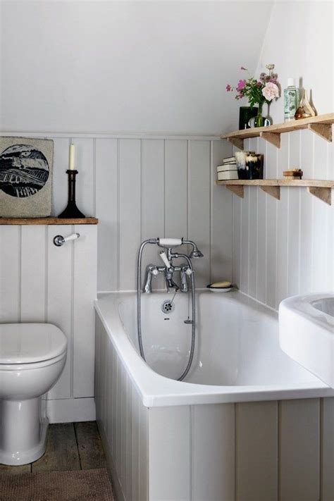 Charming Cottage Tour {5 Takeaway Tips Bathrooms