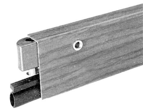bas de porte automatique klomatic prestige blanc cass 233 l 930 mm