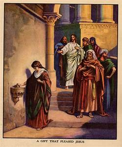 Garden of Praise: Lessons on Giving Bible Story