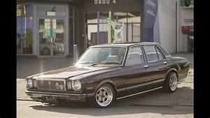 1980 Toyota Cressida V8 - YouTube  Cressida