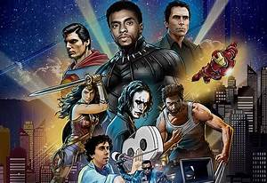 rise, of, the, superheroes