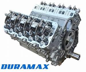 Gm 6 6l Duramax Lmm Remanufactured Long Block