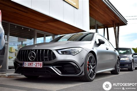 The engine lineup includes a variety of gasoline and diesel. Mercedes-AMG CLA 45 S Shooting Brake X118 - 16 June 2020 ...