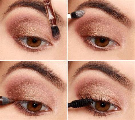 Макияж для карих глаз пошаговое фото 10 вариантов . Женский портал