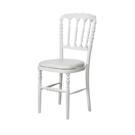 location de chaise location de chaise napoléon iii blanche bois pic event