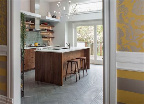 herringbone tile floor kitchen how to always make the most of your herringbone floors 4178