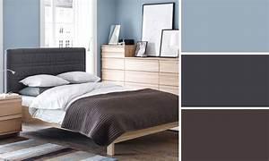 quelles couleurs se marient avec le bleu chambres bleu With quelle couleur marier avec le taupe 8 quelles couleurs se marient avec le marron