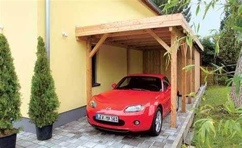 Baugenehmigung Für Carport  Gartenhaus & Carport Selbstde