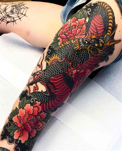Dragon Tattoo  Tattoo Insider