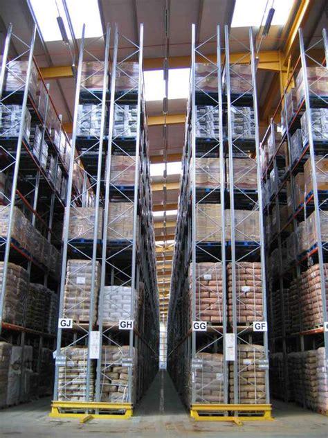 narrow aisle pallet rack vna rack systems