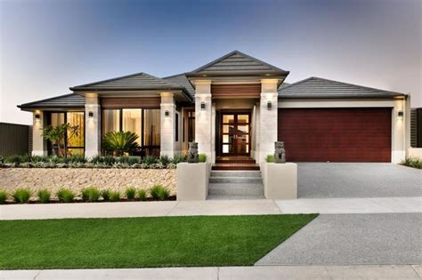 Contemporary Home Exterior Design Ideas by One Story Modern Homes Exterior House Exterior House