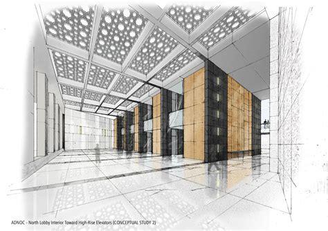 architectural sketches  collin byrnes  coroflotcom