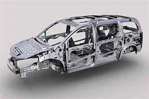 2012 Dodge Grand Caravan Body Structure  U2013 Boron Extrication