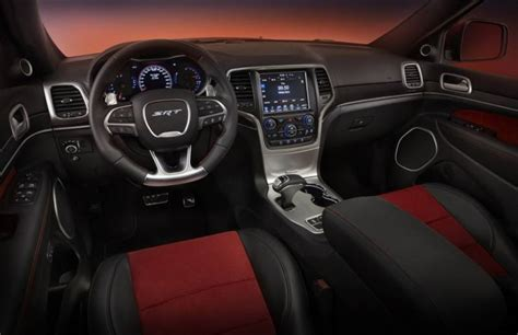 srt jeep 2016 interior jeep srt 2016 release date price specs images reviews