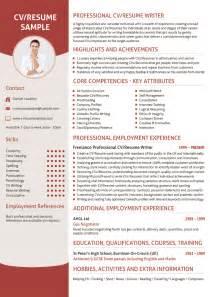 modern curriculum vitae formats new graphic style cv sle professional cv writing service