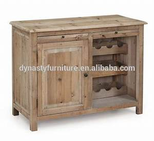 wholesale rustic reclaimed wood furniture wine cabinet With bulk reclaimed wood