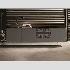 Inclinart  Modulares Sideboard By Presotto Design