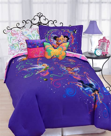 disney bedding surreal garden disney tinkerbell comforter