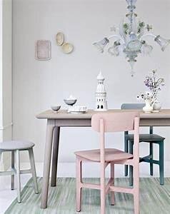 Schöner Wohnen Tischdeko : bunte holzm bel zum leuchter aus glas bild 6 sch ner wohnen ~ Markanthonyermac.com Haus und Dekorationen