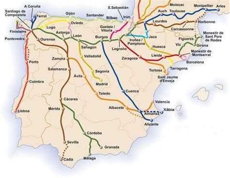camino de santiago compostela otros caminos a santiago de compostela albergues