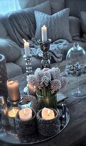 Dekoration Wohnzimmer Selber MachenMit Lavendel Und
