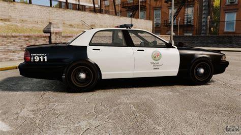 Gta V Police Cruiser [els] For Gta 4