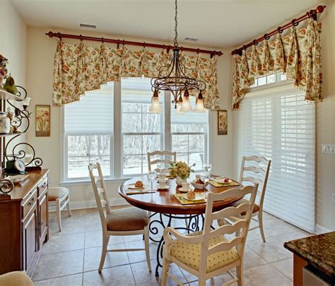rustic calmness  french country window treatments