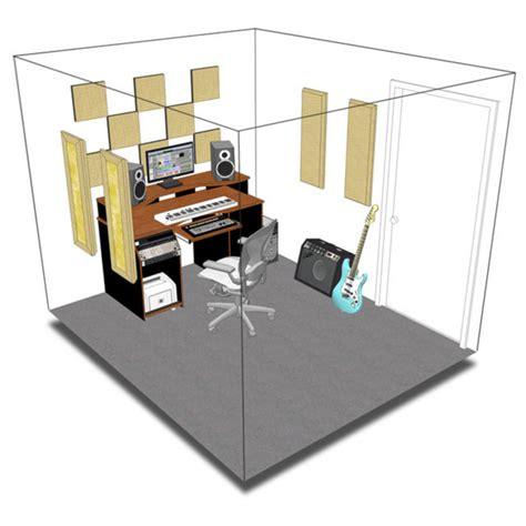 chambre etudiante primacoustic 8 room kit black at gear4music com