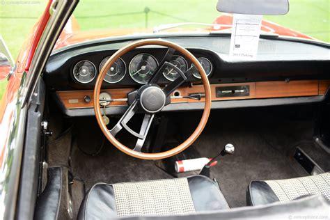 porsche 901 concept interior 1964 porsche 901 prototype at the concours d 39 elegance of