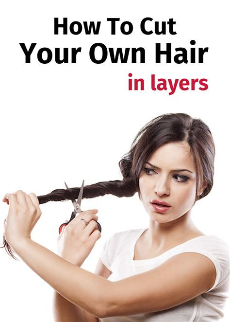 o cut your own how to cut your own hair in layers cosmopolitan how