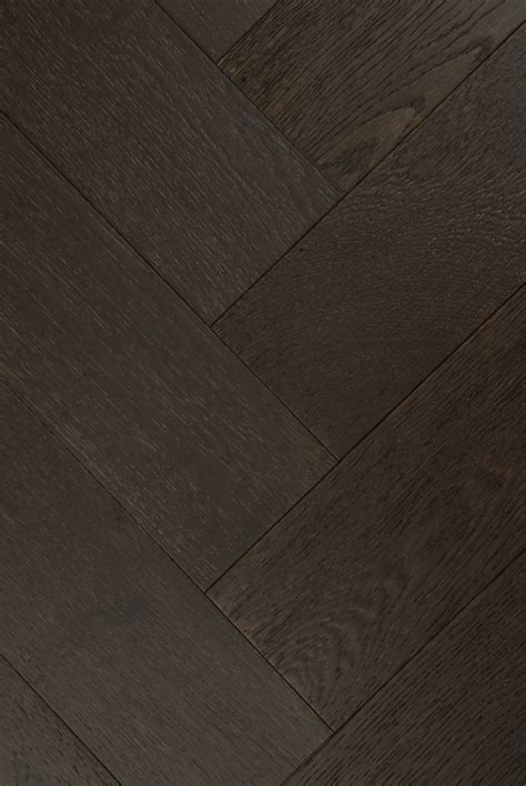 Black Herringbone Laminate Flooring