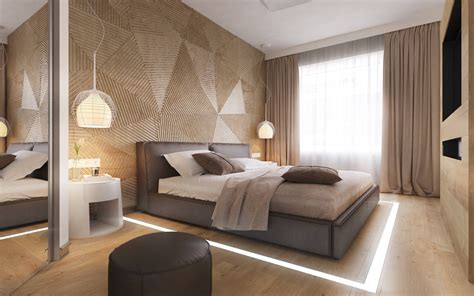 Looking for the best diy bedroom decor ideas around? 44 Awesome Accent Wall Ideas For Your Bedroom