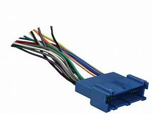 Radio Wire Harness For 1999