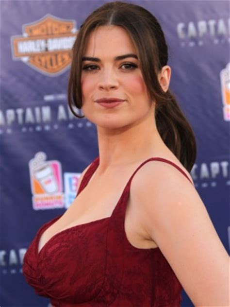 hayley atwell plastic surgery    celebrity