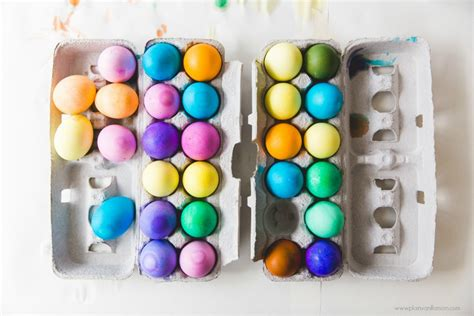 egg dye with food coloring how to dye easter eggs with food coloring plain vanilla