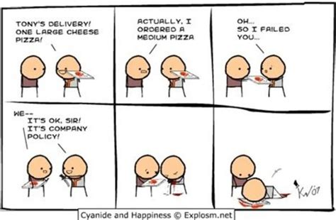 Cyanide And Happiness Memes - cyanide and happiness know your meme
