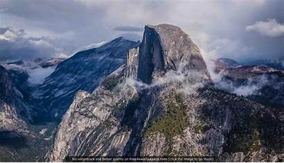 Yosemite 4k Wallpapers Dome Half 8k Storm