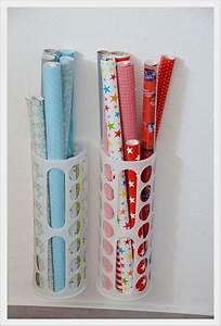 Geschenkpapier Organizer Ikea : geschenkpapier ganz einfach aufbewahren mit ikea t tensammler for the home pinterest house ~ Eleganceandgraceweddings.com Haus und Dekorationen
