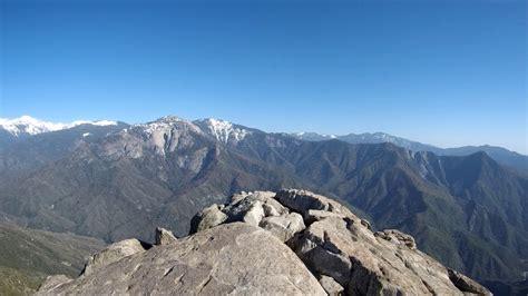 Sequoia National Park's Granite Dome