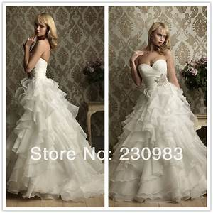 Wedding dress with ruffles at the bottom for Wedding dress with ruffles on bottom