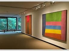 In Studio Jack Bush McMichael Canadian Art Collection