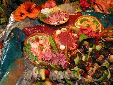 bora cuisine tropical heavenly on bora bora island