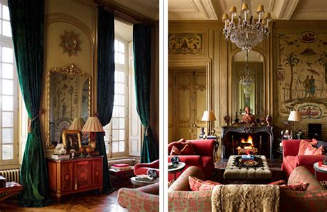 French Country Living Rooms Decorating by Chateau De Grand Luce Archives The Antiques Divathe