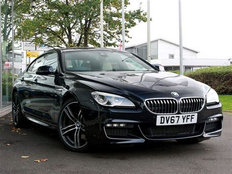 Used 2017 Bmw 6 Series Gran Coupe 640d M Sport Gran Coupe