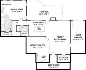 5 bedroom house plans with basement the meadow 1169 3 bedrooms and 3 5 baths the house designers