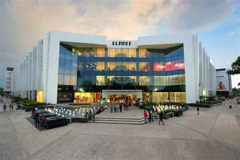 Elante Mall Chandigarh  Shopping Malls In Punjab