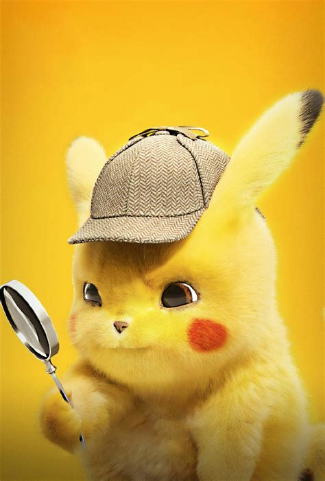 pokemon detective pikachu wallpaper hd movies