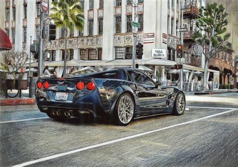 Chevrolet Corvette ZR1 by 2fast-2catch | Corvette zr1, Chevrolet corvette, Corvette