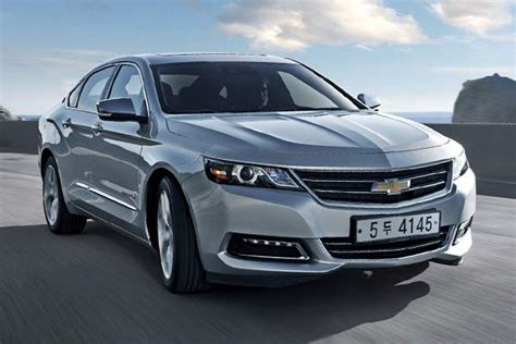 Chevrolet Impala 2016 Review by 2016 Chevrolet Impala Used Car Review Autotrader